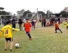 Cầu thủ nhí Hà Tĩnh đi bóng điêu luyện như... Messi