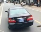 Xác minh xe ô tô biển xanh bị tố lạng lách, chèn ép xe khách
