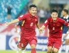 Đội tuyển Việt Nam vẫn đứng số 1 ở Đông Nam Á