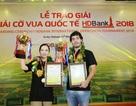 Đại kiện tướng Mareco Sando đoạt ngôi vô địch giải Cờ vua Quốc tế HDBank 2018