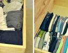 Mẹo gấp quần áo siêu gọn mà các mẹ chăm đi du lịch cần phải xem ngay!