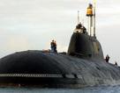 Tàu ngầm hạt nhân Nga lặng lẽ tiến sát bờ biển Mỹ