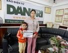 Hơn 13 triệu đồng đến với cháu bé 6 tuổi bị ung thư máu