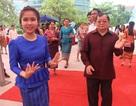 """Du học sinh Lào mang Tết của """"đất nước triệu Voi"""" đến Đà Nẵng"""
