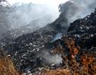 Bãi rác cháy âm ỉ gây ô nhiễm nghiêm trọng
