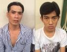2 tên cướp dùng dao đâm cảnh sát khi bị truy đuổi