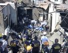 Máy bay Philippines rơi vào nhà dân, 10 người thiệt mạng