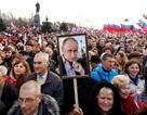 Người Nga bắt đầu bỏ phiếu bầu tổng thống