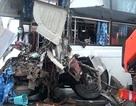 Xe cứu hỏa đấu đầu xe khách trên cao tốc Pháp Vân - Cầu Giẽ, 9 người bị thương