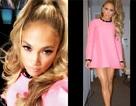 Jennifer Lopez trẻ đẹp như búp bê