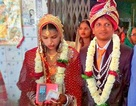 Trong lễ cưới, bị phũ phàng hủy hôn vì hói đầu, chú rể tìm ngay được vợ khác