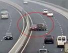 Phạt 7,5 triệu đồng nữ tài xế đi ngược chiều trên cao tốc Hà Nội - Hải Phòng