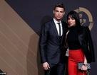 Bạn gái Ronaldo lộ dáng siêu thon