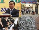 HS cấp cứu do vữa trần rơi trúng đầu: Giám đốc Sở GD&ĐT Hà Nội thị sát trường