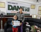Hơn 64 triệu đồng tiếp tục đến với cháu bé 6 tuổi bị ung thư máu
