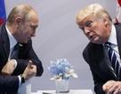 Ông Trump chúc mừng ông Putin tái đắc cử sau bình luận của Điện Kremlin