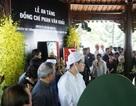 Nguyên Thủ tướng Phan Văn Khải được an táng bên mộ người vợ quá cố
