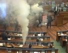 Bất đồng quan điểm, đảng đối lập xịt hơi cay gây náo loạn cơ quan lập pháp Kosovo