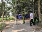 Nghi án người đàn ông bị sát hại ở công viên bỏ hoang