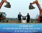 Động thổ xây dựng Viện Khoa học và Công nghệ Việt Nam – Hàn Quốc
