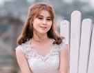 Top 12 thí sinh hoa khôi trường ĐH Thủy lợi lộng lẫy với váy cưới
