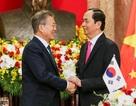 Việt Nam - Hàn Quốc đặt mục tiêu tăng kim ngạch song phương lên 100 tỷ USD