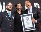 Điểm danh những ngôi sao đang nắm giữ kỷ lục Guinness thế giới