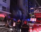 Vụ cháy chung cư 13 người chết: Tạm ngưng phân công 1 đại uý cảnh sát