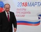 Gần 90% người dân Nga hài lòng kết quả đắc cử của Tổng thống Putin