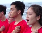 Video đoạt giải nhất cuộc thi sáng tác video, clip hát Quốc ca