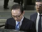 Đường tới nhà giam của cựu Tổng thống Hàn Quốc Lee Myung-bak