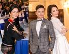 Á hậu Thuỵ Vân duyên dáng bên MC Danh Tùng và Hoa hậu H'Hen Niê