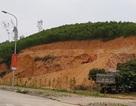 """""""Đất tặc"""" rầm rộ hoành hành ngay cạnh Khu di tích quốc gia Truông Bồn?"""