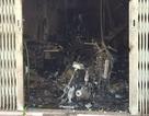 Cháy tiệm photocopy ở TPHCM, bé trai 2 tuổi tử vong