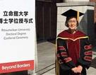 Cụ bà Nhật Bản nhận bằng tiến sĩ ở tuổi 88