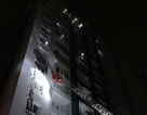 Hệ thống phòng cháy chữa cháy tại chung cư Carina Plaza đã... tê liệt!