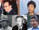 Vòng xoáy lao lý của các cựu tổng thống Hàn Quốc