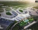 """Bộ GTVT """"chốt"""" kiến trúc hoa sen cho sân bay Long Thành"""