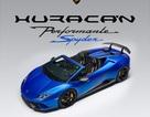Lamborghini Hà Nội nhận đặt hàng Huracan Performante