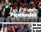 Báo Argentina trút cơn thịnh nộ lên đội nhà sau khi thua thảm Tây Ban Nha