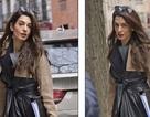 Vợ George Clooney mệt mỏi ra phố