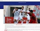 AFC nhầm lẫn khó tin về đội tuyển Việt Nam