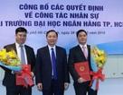 Hai cán bộ Ngân hàng Nhà nước làm lãnh đạo trường ĐH Ngân hàng TPHCM