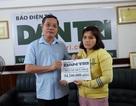 Đà Nẵng: Trao hơn 54 triệu đồng đến sinh viên bị tai nạn đa chấn thương