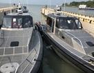 Mỹ bàn giao 6 xuồng tuần tra phản ứng nhanh mới cho Cảnh sát biển Việt Nam