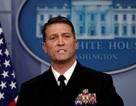 Tổng thống Trump chọn bác sỹ Nhà Trắng làm Bộ trưởng Cựu chiến binh