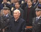 """""""Bố già"""" Trung Quốc lĩnh án tử hình vì nhận hối lộ hơn 160 triệu USD"""