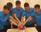 Sinh nhật đáng nhớ của Xuân Mạnh cùng đội tuyển Việt Nam