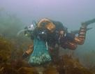 Phát hiện khu nghĩa địa cổ đại ngầm dưới nước gần bờ biển Hoa Kỳ