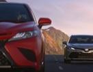 Toyota triệu hồi xe Camry 2018 vì lỗi động cơ